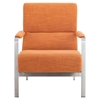 Jonkoping Arm Chair - Orange