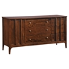 Portland Double Dresser - Walnut